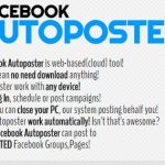 Free Facebook Autoposter